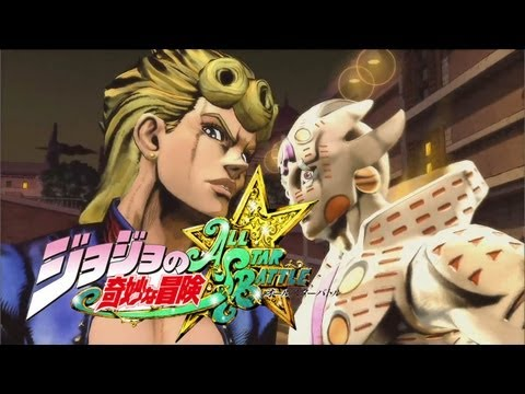JoJo's Bizarre Adventure All Star Battle 'New Japanese Trailer' [1080p] TRUE-HD QUALITY