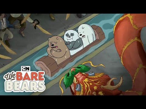 Log Ride   Minisode   We Bare Bears   Cartoon Network