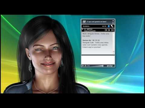 Assistente Virtual Denise 1.0 - Guile 3D Studio - Versão Portuguesa Parte 3