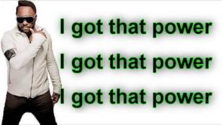 download lagu Will.i.am - That Power Ft. Justin Bieber  On gratis