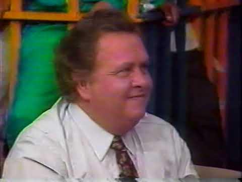 PACO STANLEY SE ALBUREA A ESTEBAN ARCE, JORGE EL  BURRO Van Rankin  EN EL CALABOZO 1993
