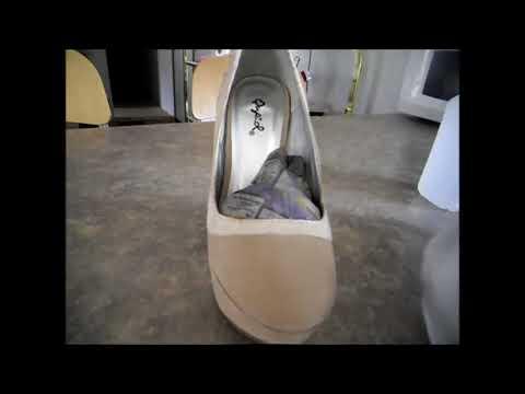 tip para agrandar zapatos