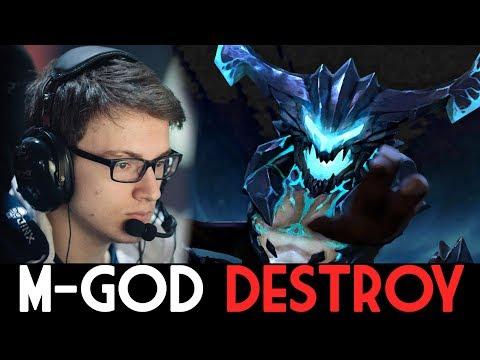 Miracle- Dota 2 [Outworld Devourer] M-God Destroy Mode