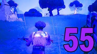 WORLD RECORD STORM RUN - Fortnite Battle Royale (Part 55)