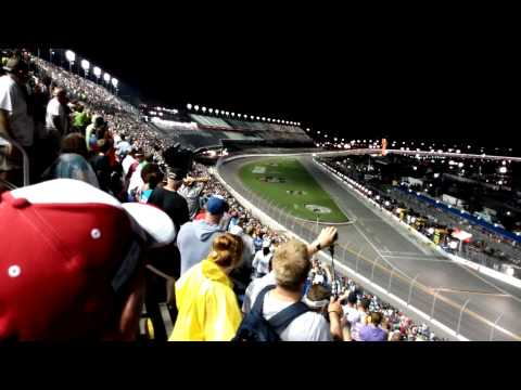 Dale Earnhardt Jr wins the Coke Zero 400 2015