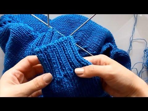 Вязание спицами резинка. как закрыть 323