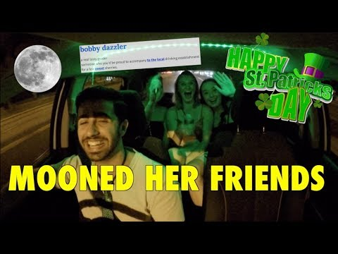 THE ST PATRICK'S DAY EPISODE (Funny Uber Rides)