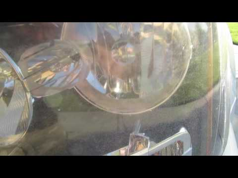 How to Replace Headlight Bulbs in Chevy Tahoe 2007 2008