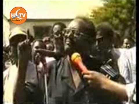 BarnTaariikh Nololeedkii Madaxweynihii Hore Somaliland Marxuum Maxamed Xaaji Ibraahim Cigaal Qaybte