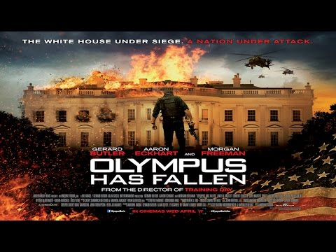 Olympus Has Fallen (2013) Gerard Butler Killcount video