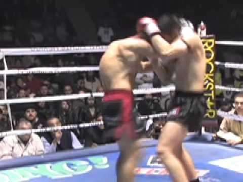 Duarte vs Aldama peleas extremas muay thai, tijuana mike ramirez, no limit magazine