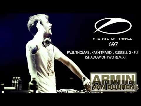 Armin Van Buuren Dropping Fiji on ASOT 697 - ASOT RIP