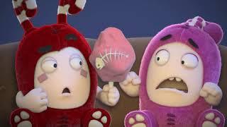 Oddbods Toys 💚❤️💙 Show #49 learn colors Kinder Kids💙💚 lernen Farben lustig  Cartoon Deutsch 2019