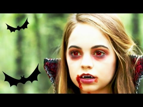 Vampire Makeup Tutorial ♥ video
