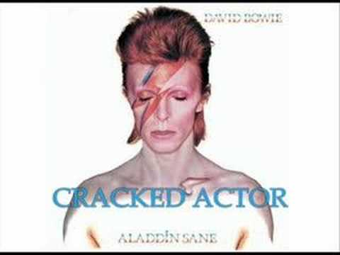 Bowie, David - Cracked Actor