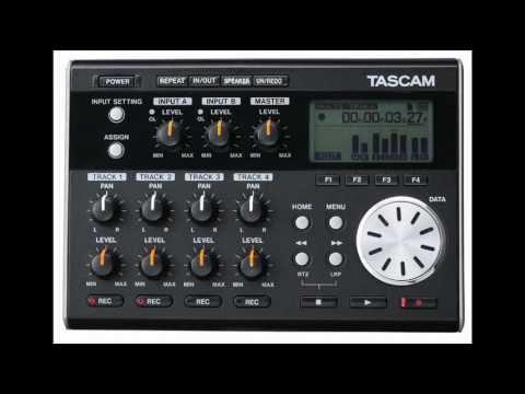 ���� TASCAM DP-004 #4