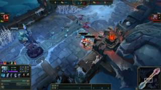 Darx(Fizz) vs Lorant(Lee Sin) 16.06.2017