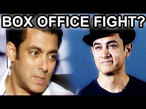 Dhoom 3 & Jai Ho - Box Office Clash - Recent Update | Aamir Khan & Salman Khan