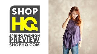 ShopHQ Online Live: Spring Fashion Preview 02.17 With Jess Manuel