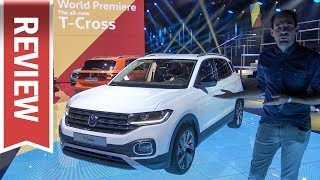 VW T-Cross First Edition: Limitierte Sonderedition, Farben, Varianten & Experten-Talk