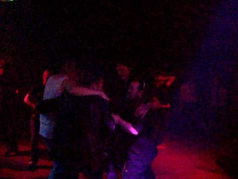Partying down in Munich after Ragnarok Aaskereia gig