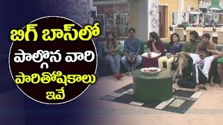 Bigg Boss TELUGU Reality Show Contestants Remunaration Details