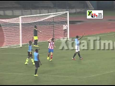 Atletico de Kolkata Vs Chima Okorie XI  - All Goals & Highlights