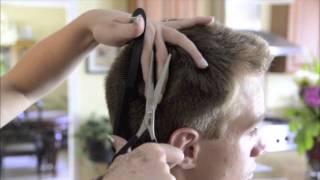 Basic Men's Haircut at Home| DIY