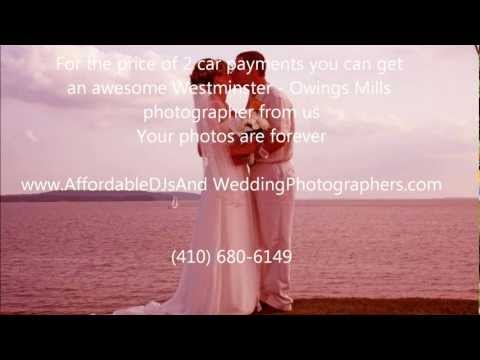 Affordable Wedding Photographers in Westminster MD Owings Mills Reisterstown Photography DJs