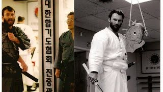 👊Hapkido- Grand Master Chris Garland, The Hwarang of modern times