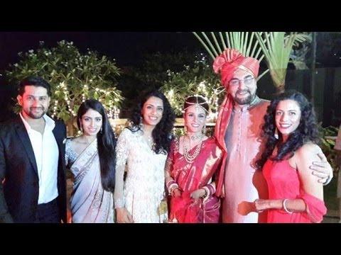 Aftab Shivdasani and Nin Dusanj Marriage - Video