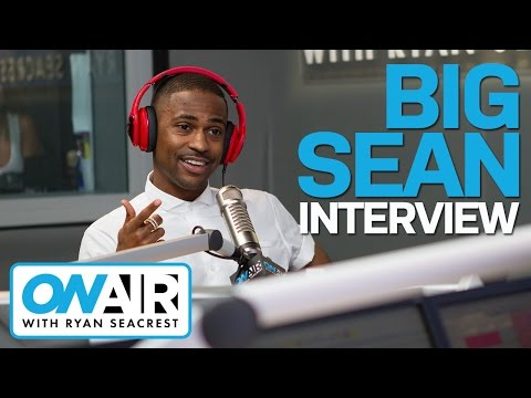 Big Sean's Kanye Story | On Air with Ryan Seacrest