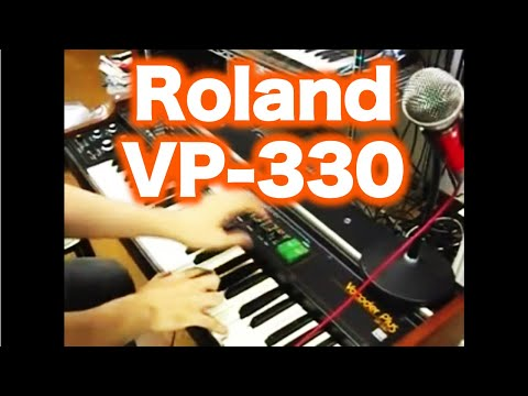 Roland Vocoder Plus VP-330
