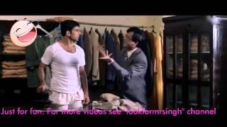 Idiot tu hai- 'Hera Pheri' movie funny scene, by Akshay Kumar