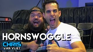 Hornswoggle on R Truth, being Vince's son & anonymous Raw General Manager, 24/7 Title