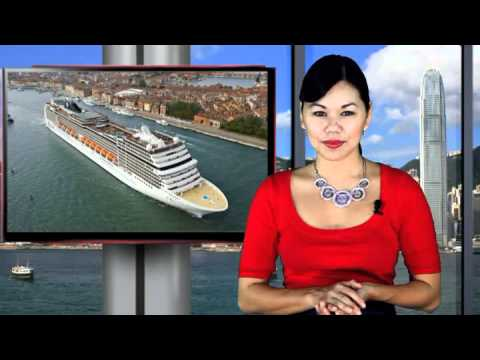 TDTV Asia Daily Travel News Monday Aug 16, 2010