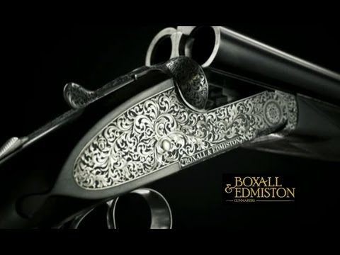 BOXALL AND EDMISTON - Bespoke British Shotgun Makers