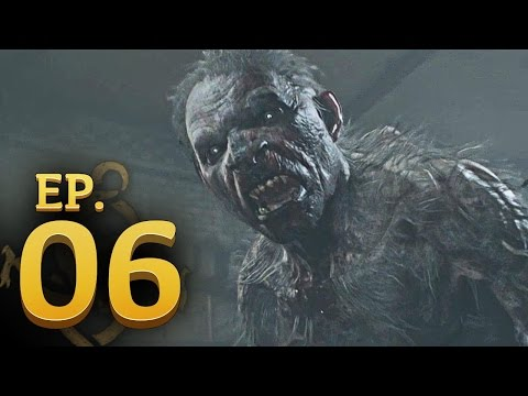 """The Order 1886 w/ TheKingNappy - Ep 6 """"LYCAN FIGHT!"""""""