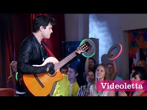 "Violetta 3 English: Diego sings ""Who I am"" (Ser quien soy) Ep.36"