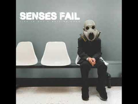 Senses fail - Wolves At The Door [New Track 2008] Lyrics