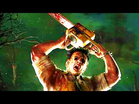 DEAD BY DAYLIGHT Leatherface Trailer (2017) PS4 streaming vf