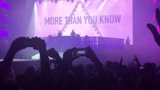 Axwell Ingrosso More Than You Know Live Summerburst Stockholm 2017