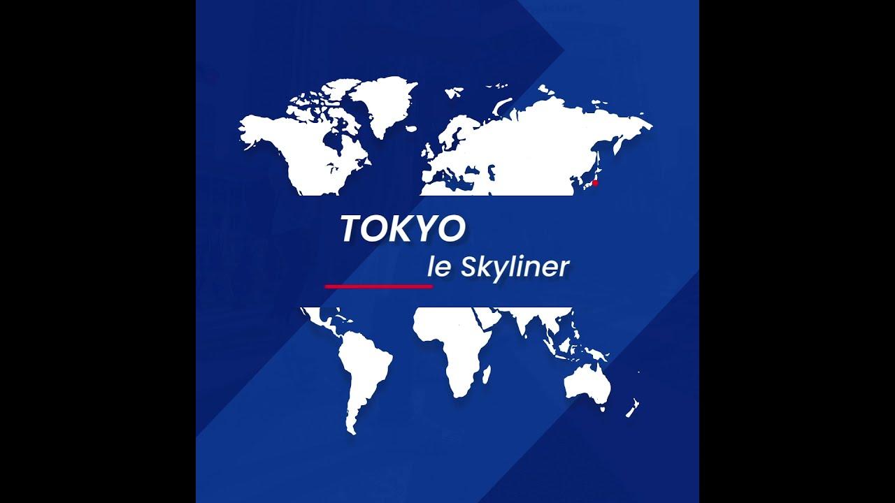 Embarquement immédiat pour Tokyo