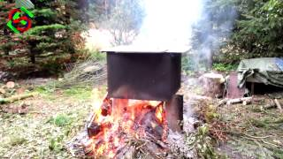Charcoal Homemade. - Selbstgemachte Holzkohle