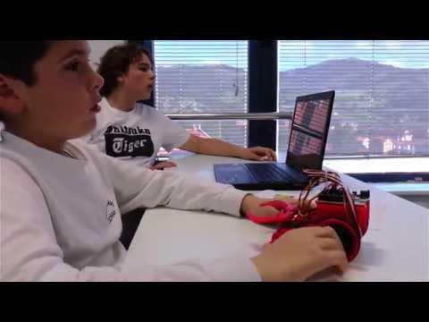 Robótica Educativa Con Lego WeDo & Lego Mindstorm EV3. Arduino Printbots Bq. ArkoLab Cantabria