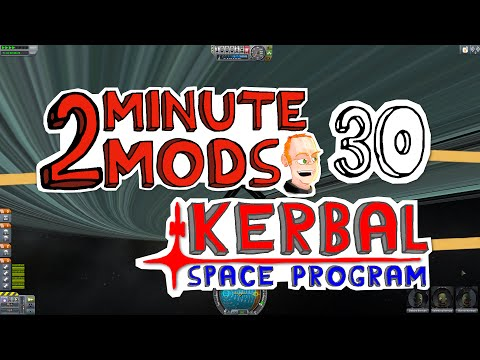 New Horizons - 2 Minute Mods - Kerbal Space Program 30