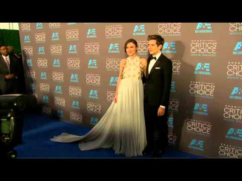 Critics Choice Awards 2015: Keira Knightley Red Carpet video