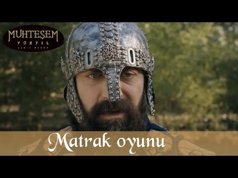 Sultan Süleyman'ın Matrak Oyunu - Muhteşem Yüzyıl 90.Bölüm