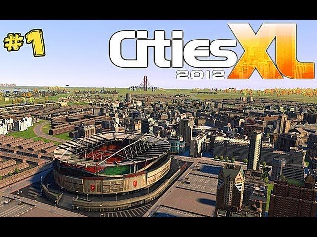 Посмотреть ролик - Видео: Cities XL Platinum Прохождение Часть 1 cities xl 2011