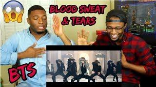 BTS - Blood Sweat & Tears MV (REACTION)